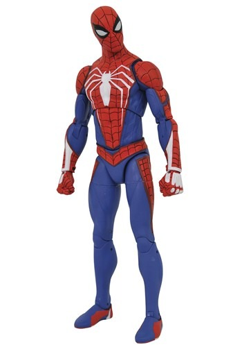 MARVEL SELECT SPIDER-MAN VIDEO GAME PS4 AF