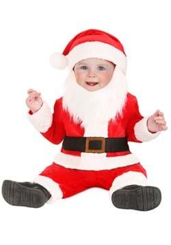 Infant Santa Costume Alt 1