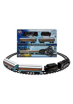 Polar Express Battery Operated Mini Train Set