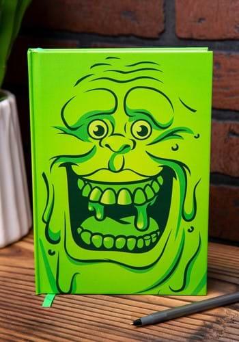 Ghostbusters Journal Slimer