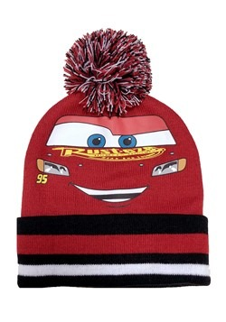 Disney Cars Kids Beanie & Gloves Set