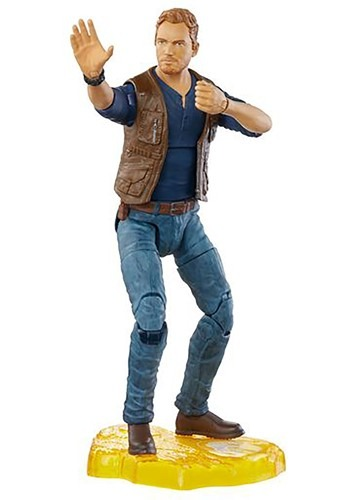 Jurassic World Amber Collection Owen Grady Action Figure