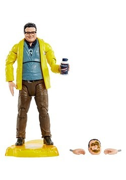 Jurassic World Amber Collection Dennis Nedry Action Figure