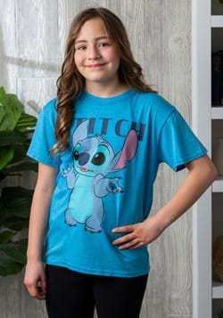 Juniors Stitch Vintage Tee