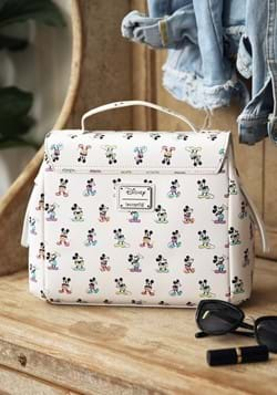 Loungefly Mickey Mouse Pastel Poses Crossbody Bag