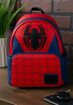 Loungefly Marvel Spider-Man Classic Mini Backpack-1