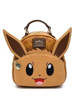 Loungefly Pokemon Eevee Mini Backpack