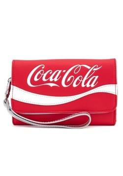 Loungefly Coca Cola Wristlet Wallet