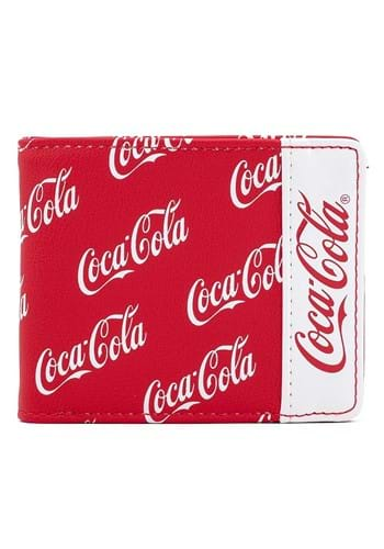 Coca Cola Bifold Wallet Loungefly upd