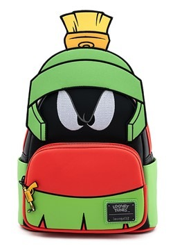 Loungefly Marvin the Martian Mini Backpack