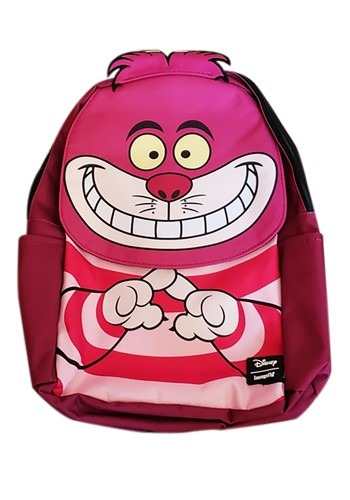 Loungefly Cheshire Cat Cosplay Nylon Backpack