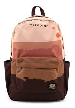 Loungefly Star Wars Tatooine Landspeeder Nylon Bac