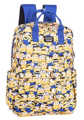 Loungefly Minions Nylon Backpack