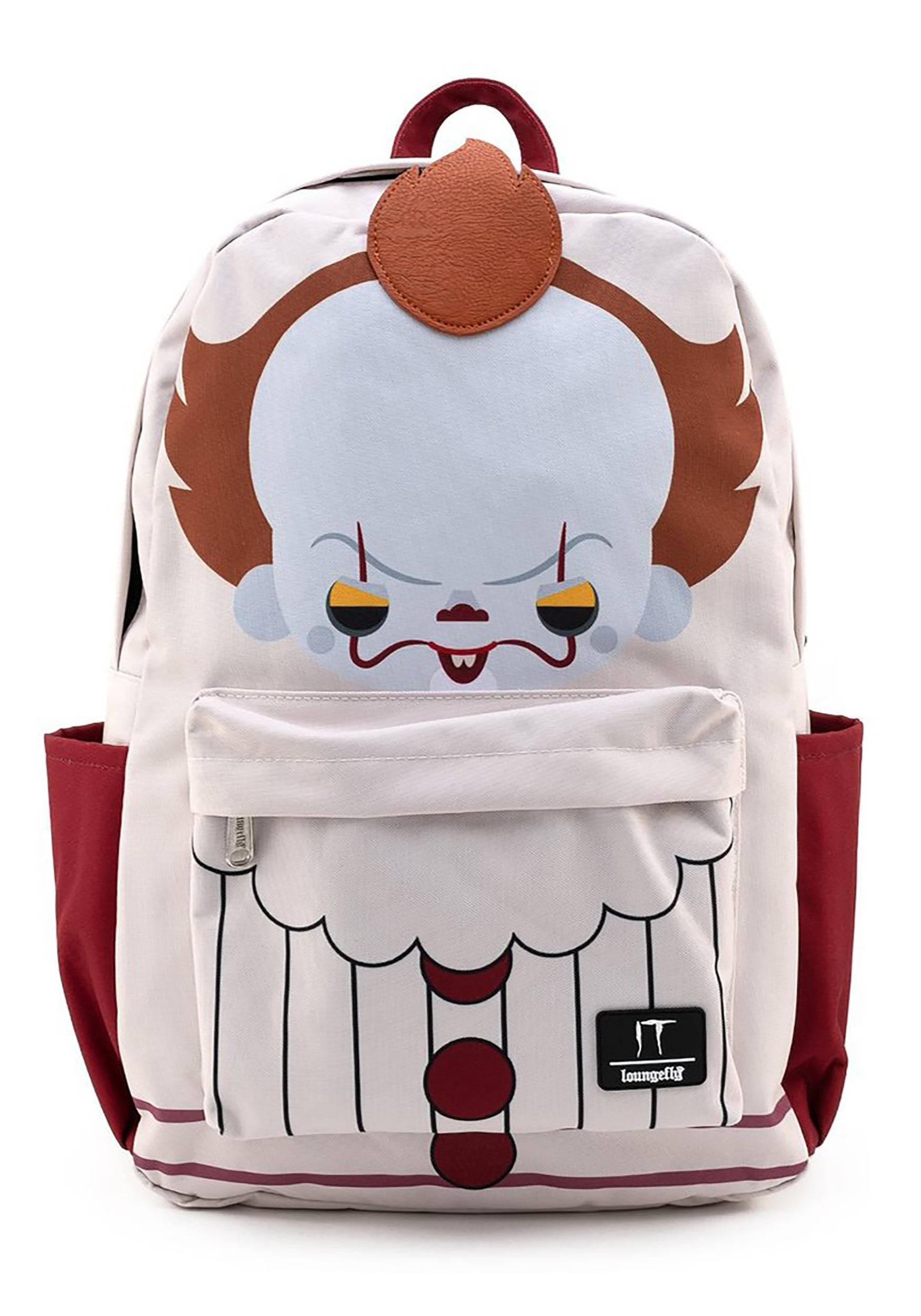 Loungefly Cosplay Pennywise Chibi Nylon Backpack
