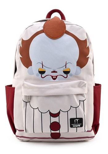Loungefly Pennywise Chibi Cosplay Nylon Backpack