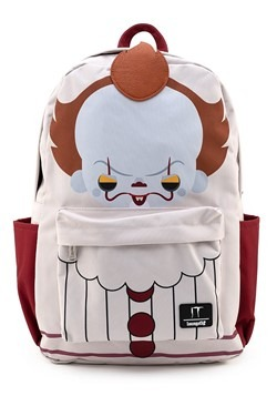 Loungefly Pennywise Chibi Cosplay Nylon Backpack