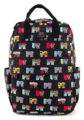 Loungefly MTV Logos Backpack
