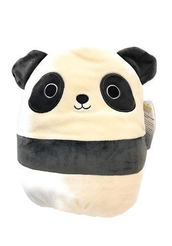 "Squishmallow 8"" Panda Plush Toy"