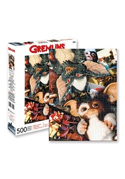 Gremlins - Collage 500 Piece Puzzle