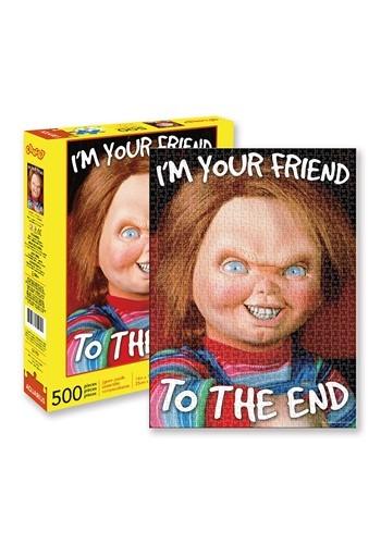 Chucky 500 Piece Puzzle