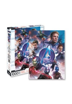 Marvel - Avengers End Game 1000 Piece Puzzle