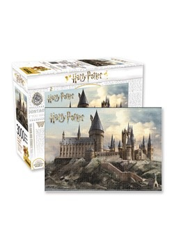 Harry Potter - Hogwarts 3000 Piece Puzzle