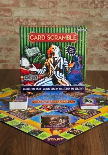 Beetlejuice Card Scramble Game-1