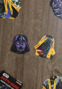 Star Wars - Darth Vader Shaped Playing Cards