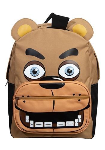 Freddy Fazbear Character Laptop Backpack