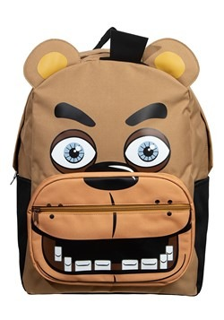 Freddy Fazbear Character Laptop Backpack
