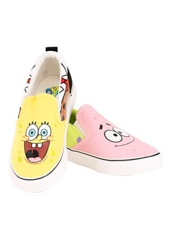 Spongebob & Patrick Boys Sneakers
