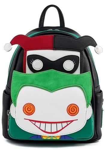 POP by Loungefly DC Joker and Harley Quinn Mini Ba