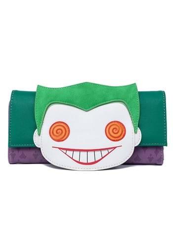 POP by Loungefly DC Joker Eyes Wallet