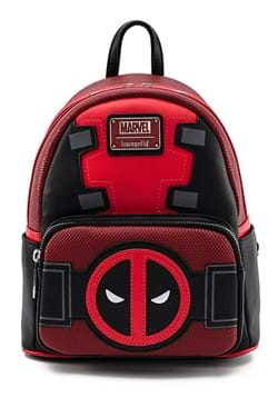 Loungefly Deadpool Merc With a Mouth Mini Backpack