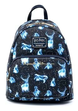 Loungefly Harry Potter Patronus AOP Mini Backpack