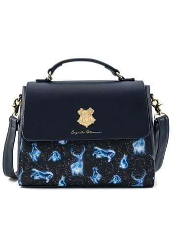 Loungefly Harry Potter Patronus AOP Crossbody Bag Update