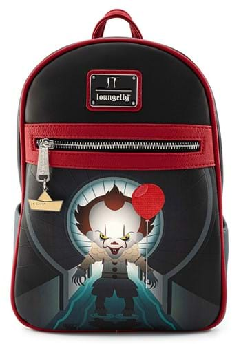 Loungefly Pennywise Sewer Scene Backpack