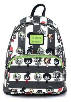 Loungefly Beetlejuice Chibi Mini Backpack
