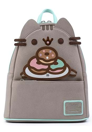 Loungefly Pusheen Donuts Mini Backpack