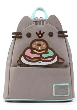 Loungefly Pusheen Donuts Mini Backpack