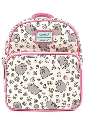 Loungefly Pusheen Snacks Mini Backpack