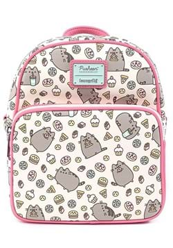 Loungefly Pusheen Snacks Mini Backpack
