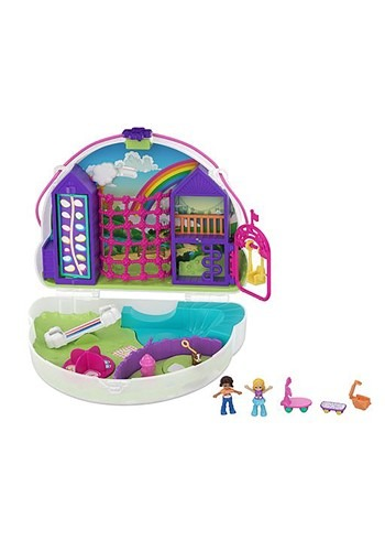 Polly Pocket Rainbow Dream Purse