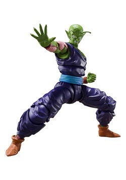 Dragon Ball Z Piccolo The Proud Namekian SH Figuarts Figure