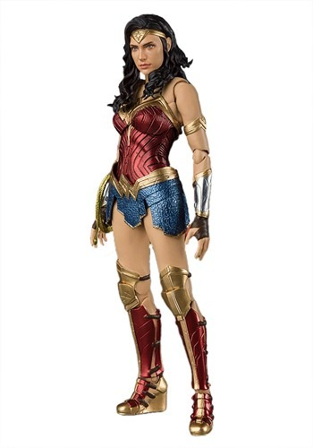 Wonder Woman 1984 SH Figuarts Action Figure