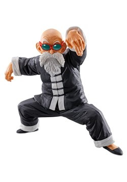 Dragon Ball Master Roshi Strong Chains!! Ichiban Statue