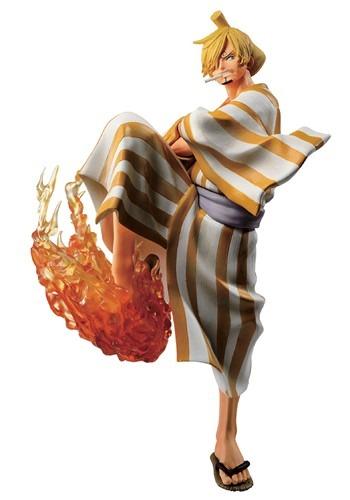 One Piece Sangoro Full Force Ichiban Statue