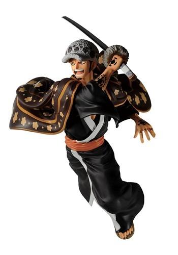 One Piece Trafalgar Law Full Force Ichiban Statue