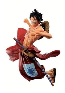 One Piece Luffytaro Full Force Ichiban Statue