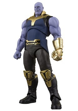 Avengers: Infinity War Thanos SH Figuarts Action F